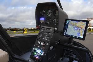 robinson adds avidyne IFD to options