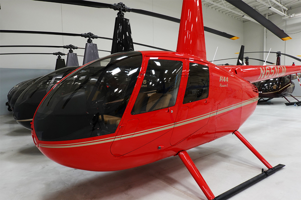 r44 raven one tinted bubble windows