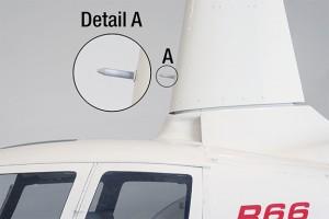 r66 heated pitot tube