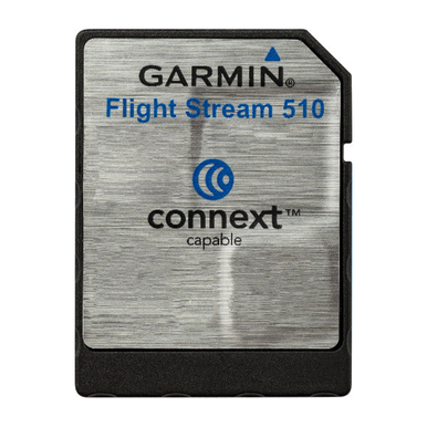 Garmin Flightstream 510 enablement Card