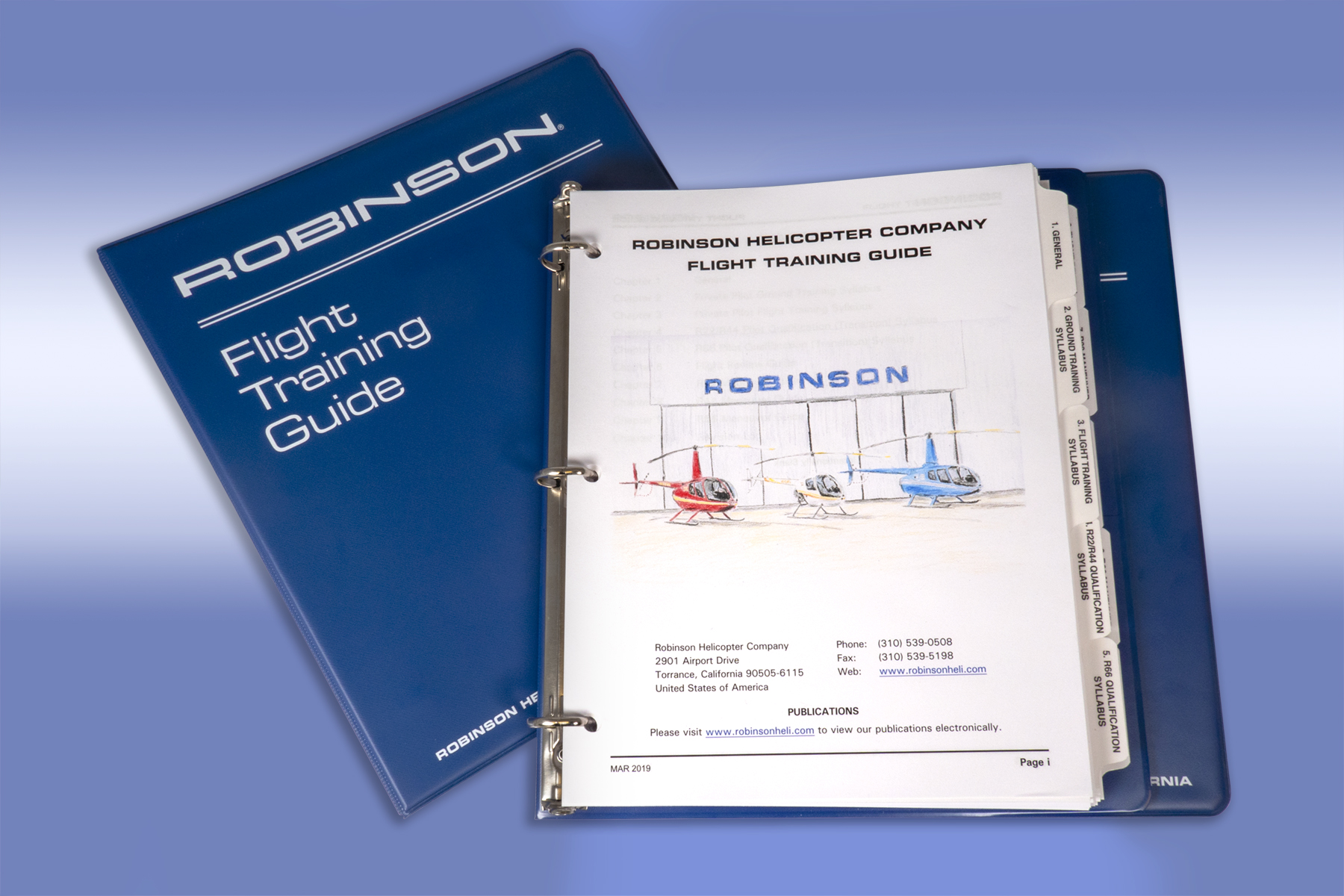 Robinson's Flight-Training Guide