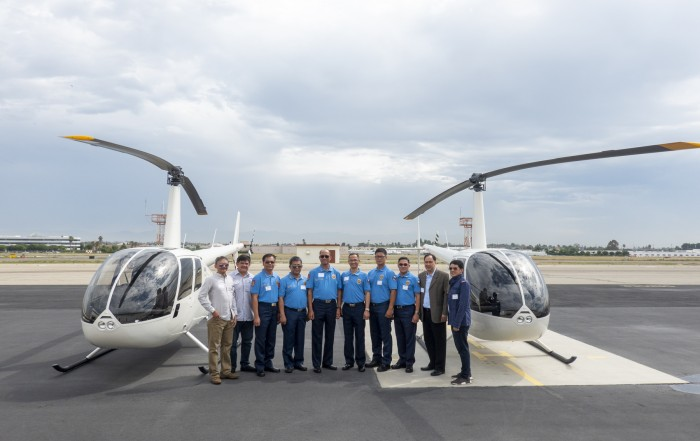 Robinson Helicopter Company