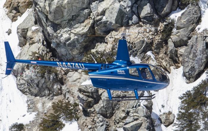 R66 Fleet Surpasses 1 Million Flight Hours